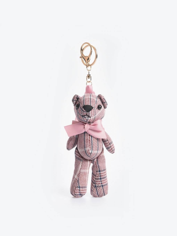 Teddy bear key ring
