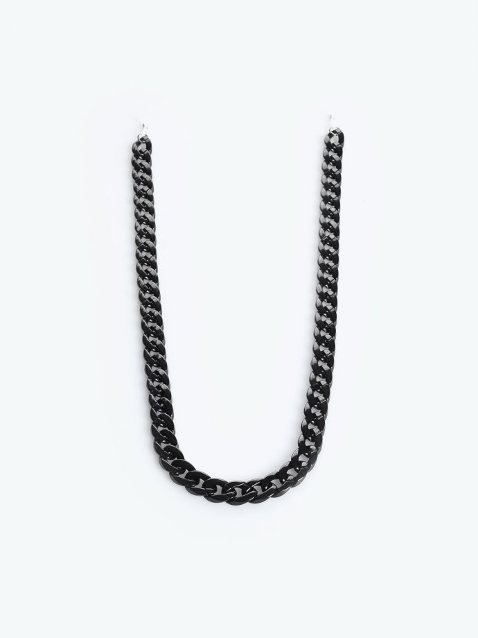 2in1 necklace and glasses chain holder