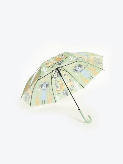 Llama umbrella