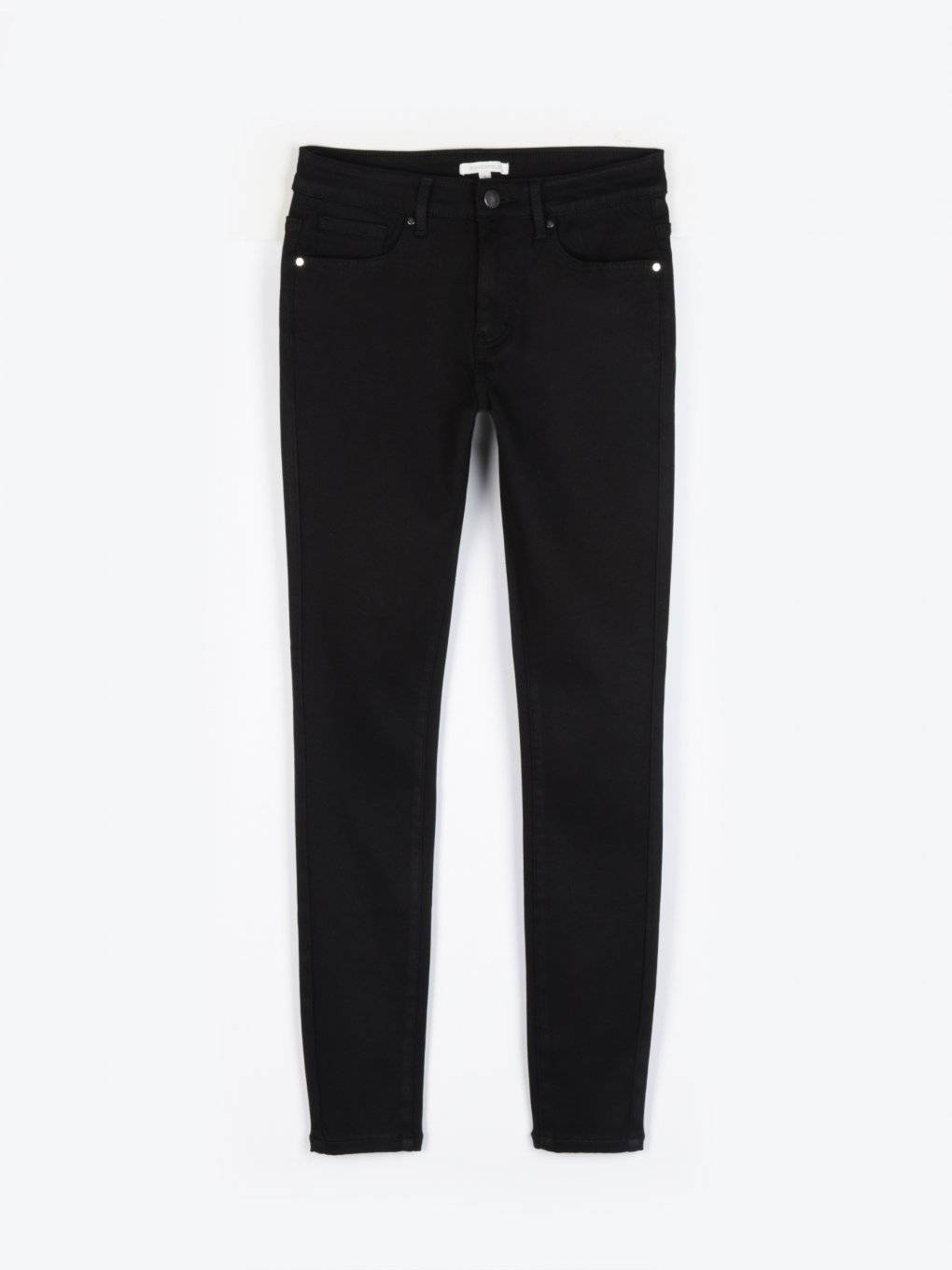 Stretchy skinny fit trousers