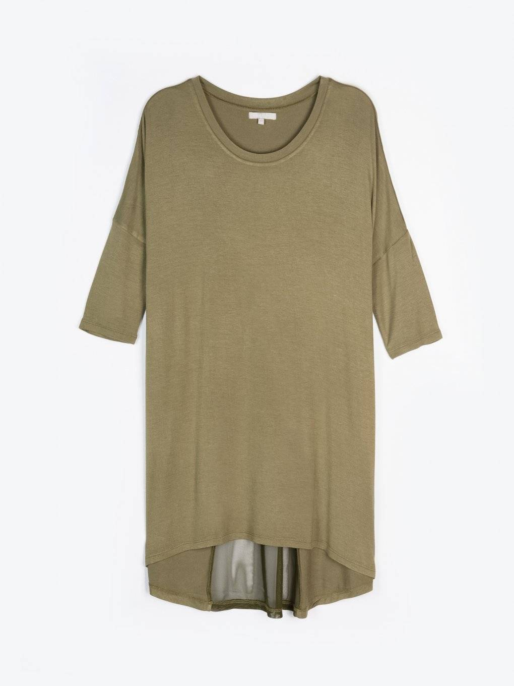 Combined oversized top