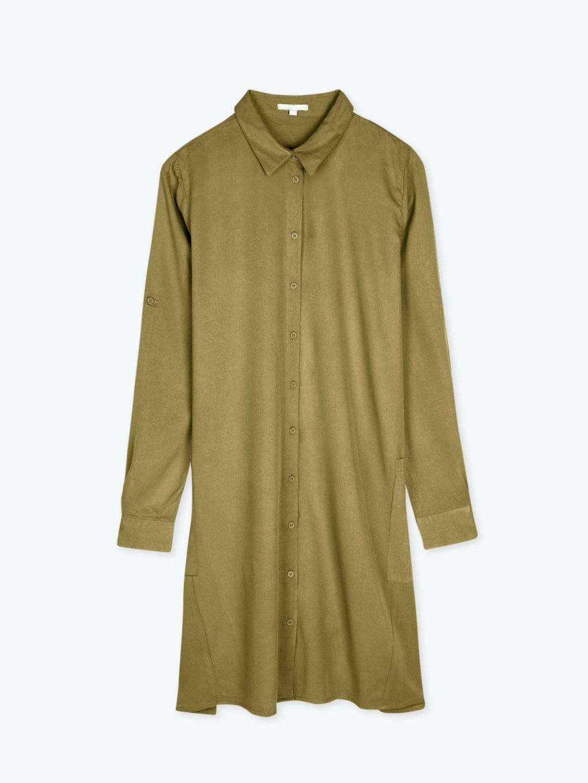 Longline tunic