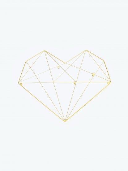 Tabuľa v tvare srdca