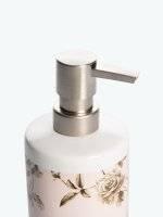 Keramický zásobník na mýdlo