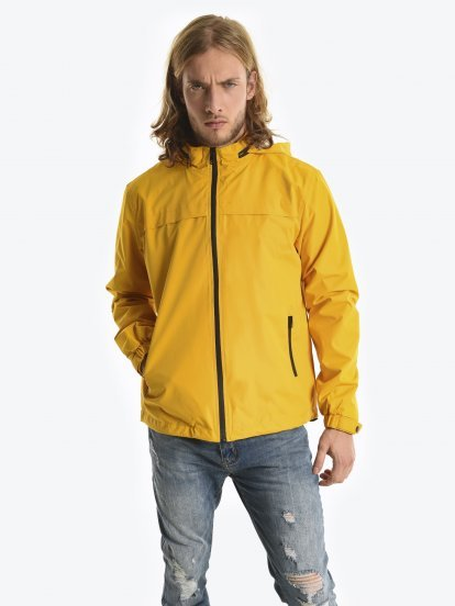 Light waterproof jacket