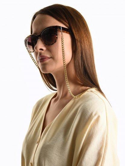 2v1 náhrdelník a retiazka na okuliare