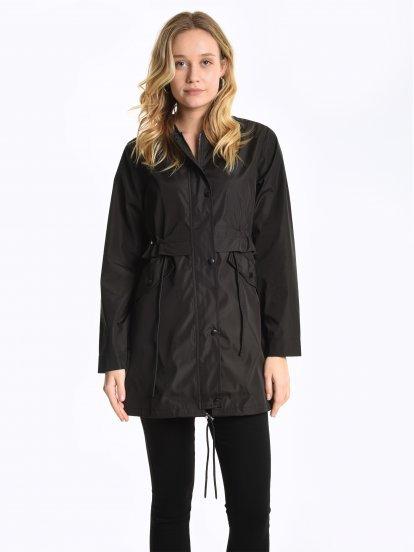 Prolonged jacket