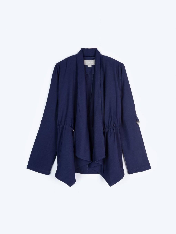 Loose fit blazer