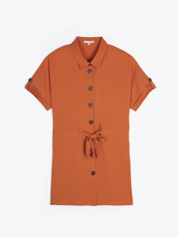 Bluzka z paskiem