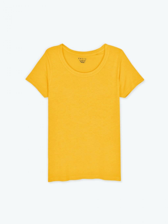 Základné viskózové tričko