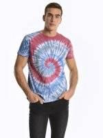 Koszulka tie-dye