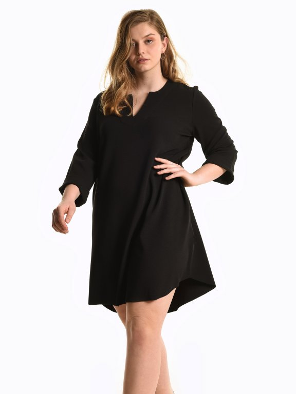 Plain comfy dress