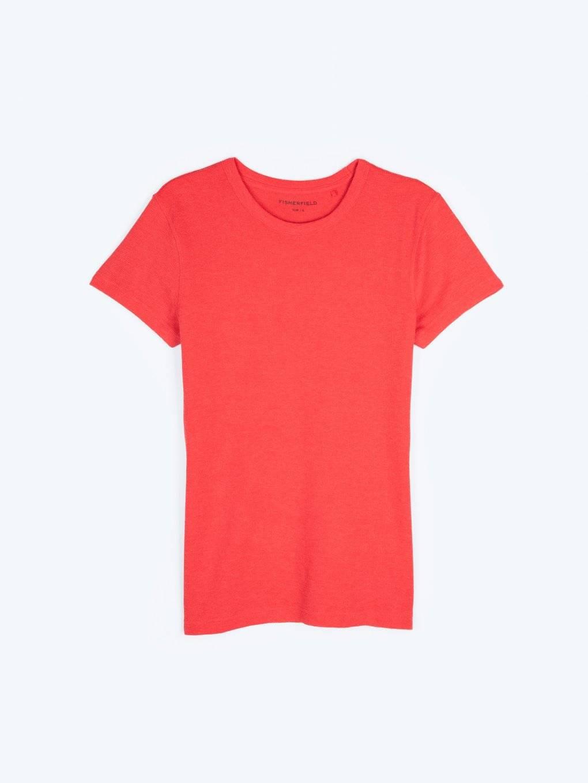 Basic koszulka waflowa
