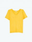 Tričko s véčkovým výstrihom