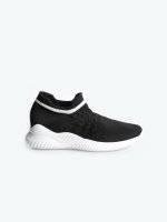 Knit sock sneakers