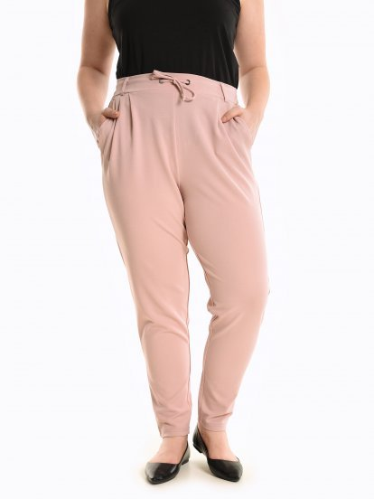 Stretch joggers