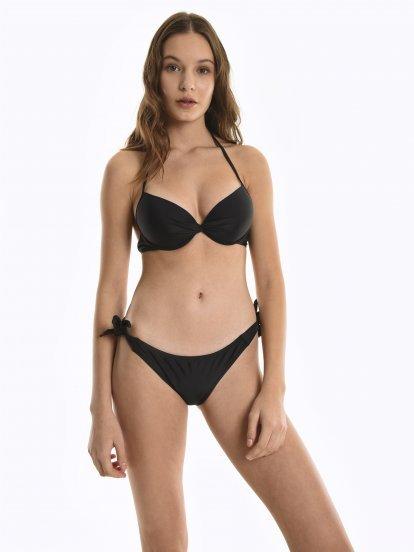 Basic push-up bikini top