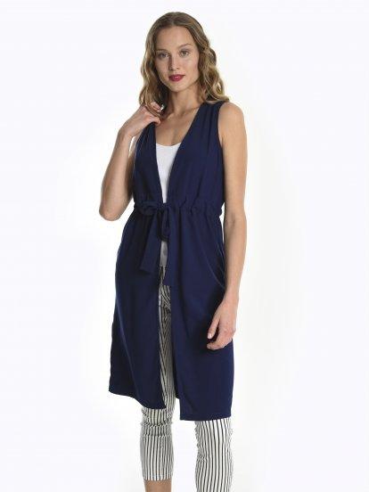 Longline vest