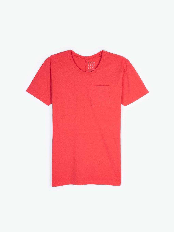 Basic koszulka z krótkim rękawem