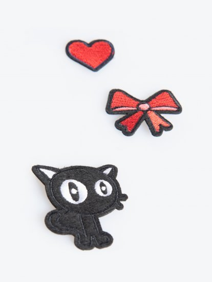 Set of 3 patches