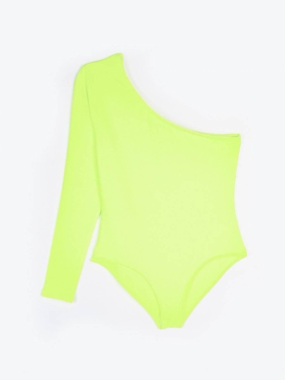 One shoulder bodysuit