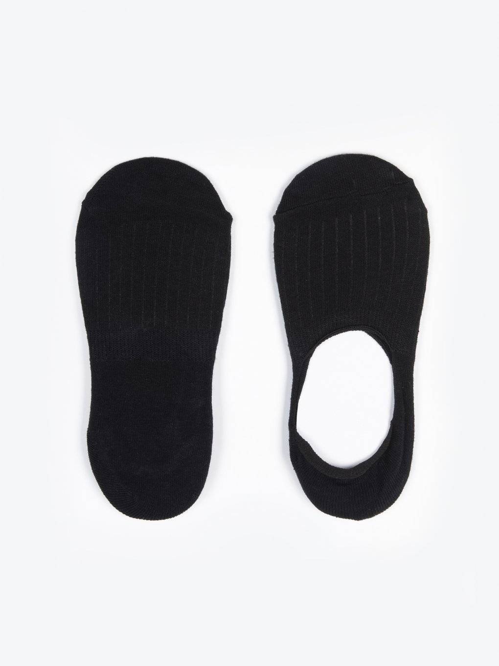 2 pack footies with silicone heel