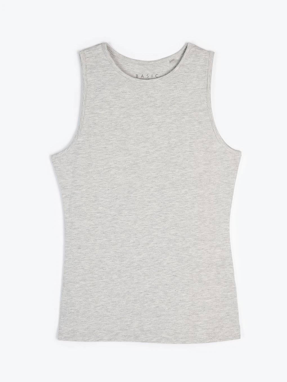 Basic jersey tank