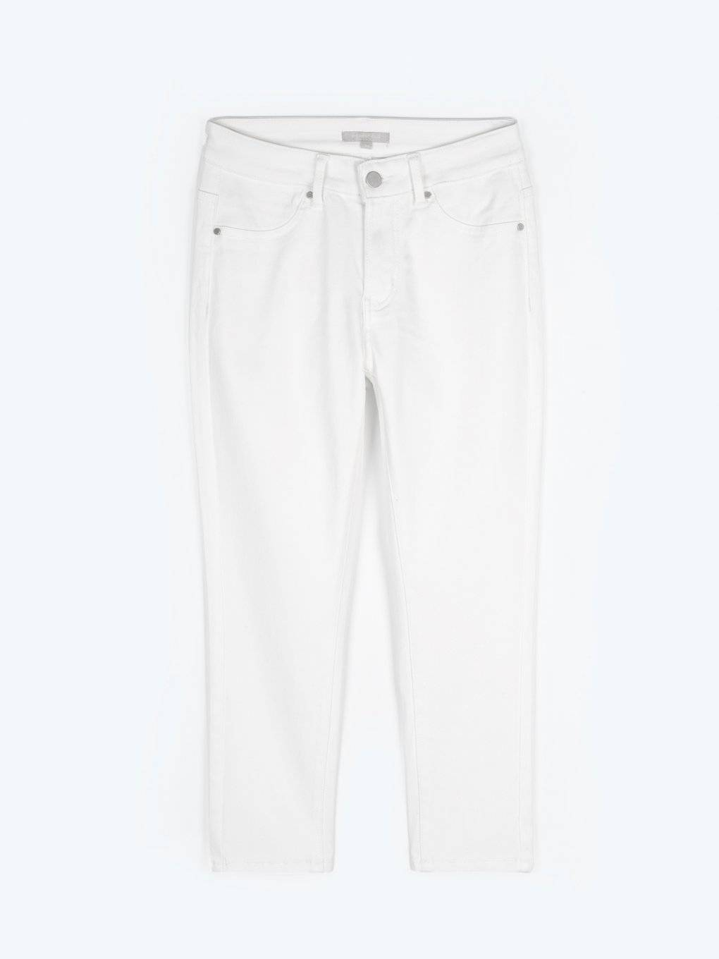 3/4 stretchy soft trousers