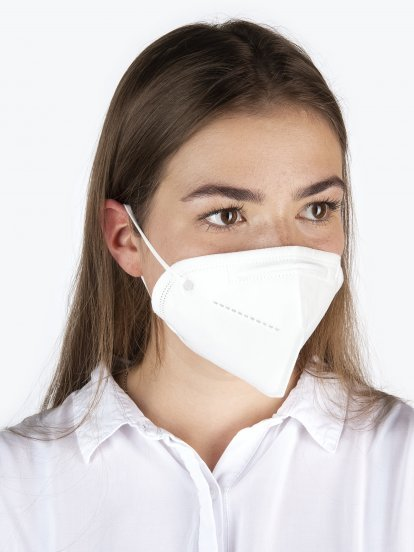 Ochranná maska 4-vrstvá (5 ks)