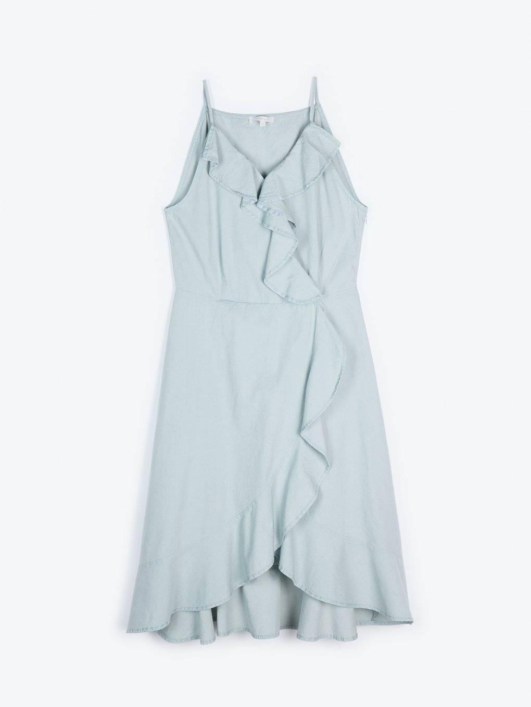 Zavinovacie šaty