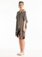 Beach caftan dress