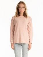 Basic oversized jumper