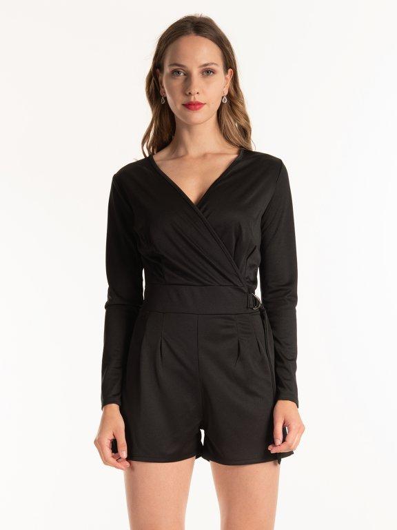 Short jumpsuit