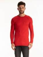 Basic пуловер