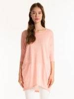 OVERSIZED JUMPER WITH POCKETS