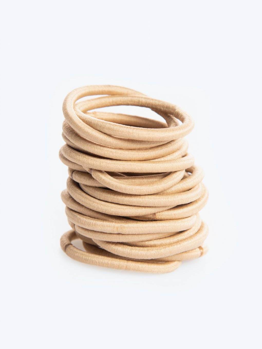 24-pack basic rubber bands set