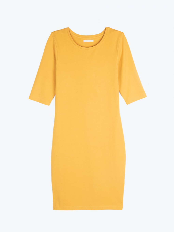 Základné obtiahnuté šaty
