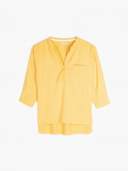 PREMIUM QUALITY: Košile z lyocelu