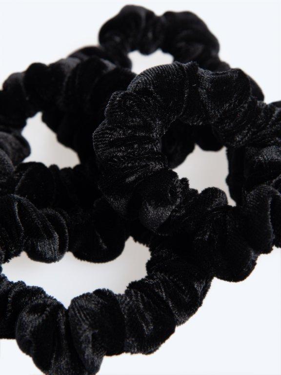 5-pack basic rubber bands