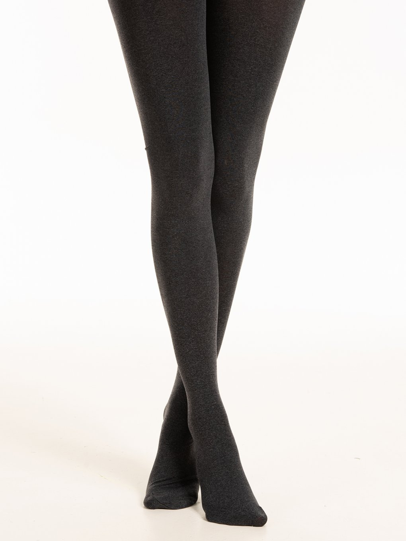 Plain tights