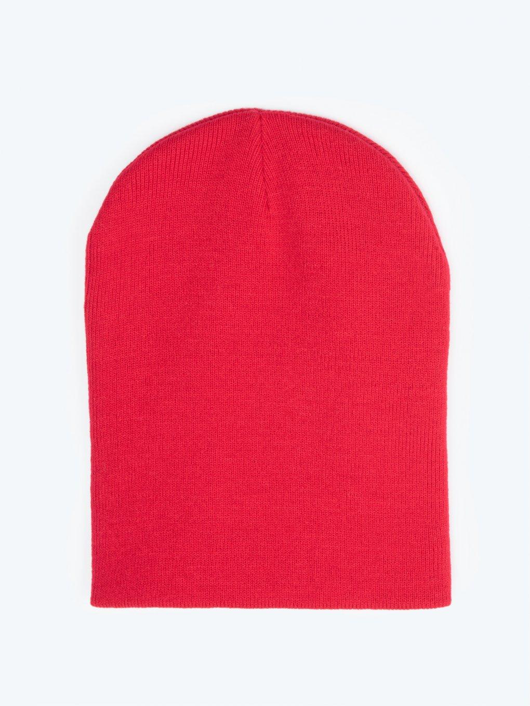 Jednofarebná čiapka