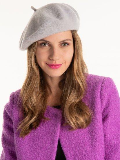 Plain beret