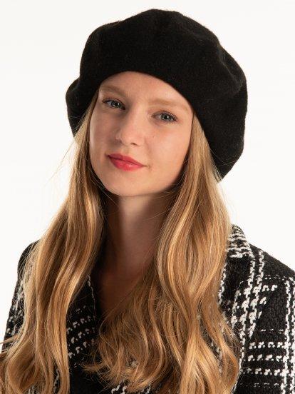 Jednofarebná baretka