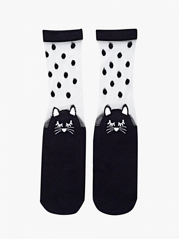 Kombinované ponožky