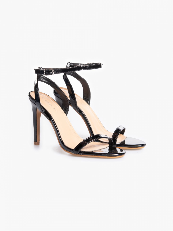 High heel sandals