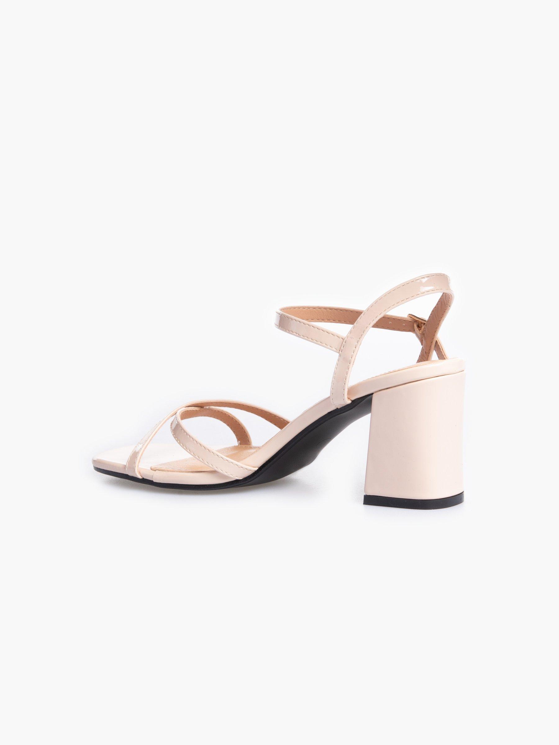 Block heel sandals | GATE