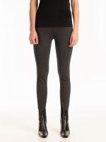 High-waisted leggins
