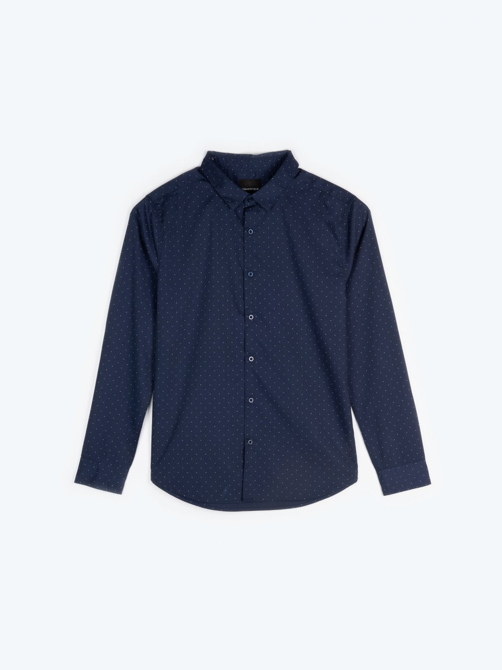 Basic slim fit shirt