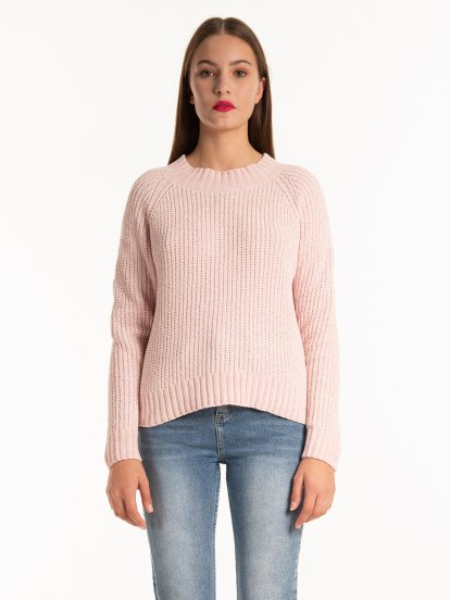 Chennile sweater