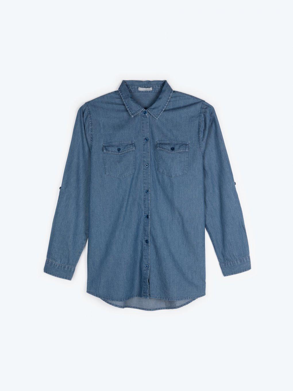 Denimová košile